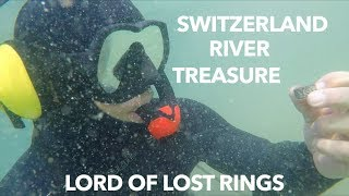 I Found Alcohol, Rings, Cash & Jewelry while River Treasure Hunting  (Free Go Pro, Patreon)