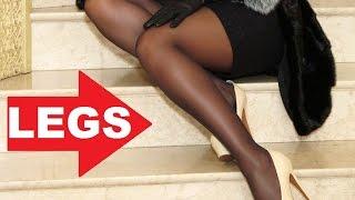 Nylon pantyhose compilation 154
