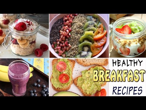 ♢ My 8 Favourite Healthy Vegan Breakfast Recipes ♢