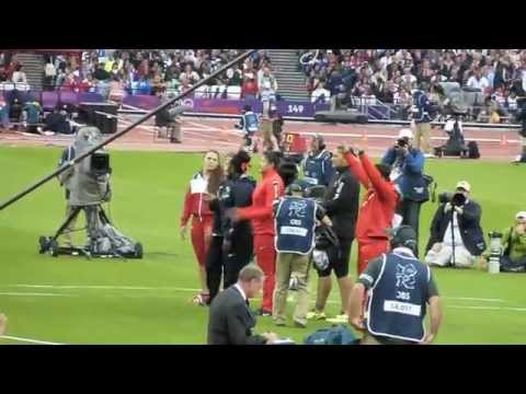LONDON 2012 SHOT PUT Women Final