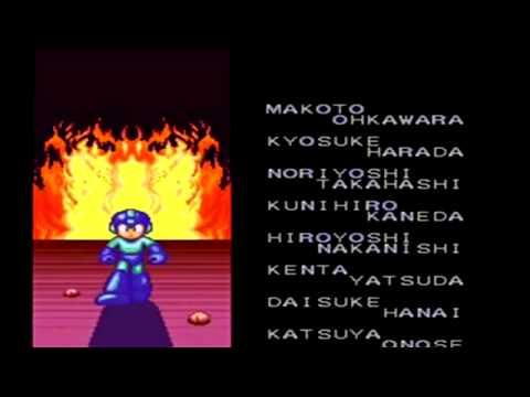 Mega Man 7 - Ending (Sega Genesis Remix)