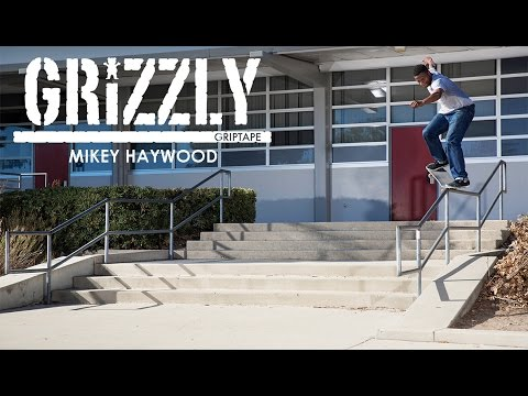 Grizzly Griptape - Mikey Haywood