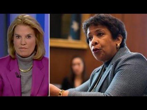 Greta: Morgan Stanley, AG Loretta Lynch make me sick