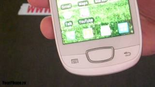 Samsung Galaxy Mini S5570 Review in Romana
