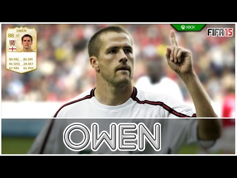 FIFA 15 | Legend Review | Michael Owen !