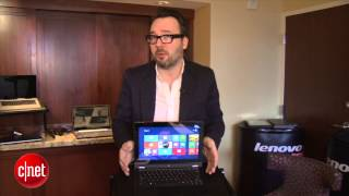 The unfolding of the Lenovo IdeaPad Yoga 11s