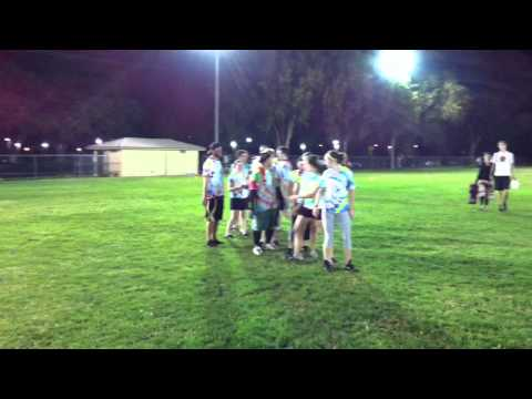 Team Cheers - Anti-Venom vs Snake Bite SUPA Fall 2010