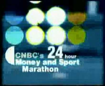 CNBC TV - CONRAD'S CLASSIC PROMO COLLECTION - Money & Sport Video