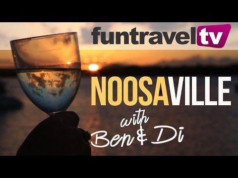 Noosa Holiday Travel Video Guide, Sunshine Coast, Queensland
