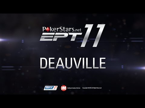 EPT 11 Deauville 2015 Live Poker Tournament Main Event, Day 4 – Poke...