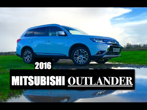 2016 Mitsubishi Outlander Review - Inside Lane