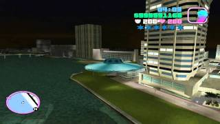 GTA: Vice City - UFO Mod (w/ download)
