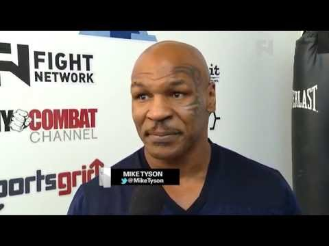 Fight News Now  Mike Tysons Favourite MMA Fighters