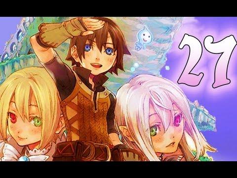 Rune Factory Frontier (Wii) Playthrough 【27】 : Bianca's new pet