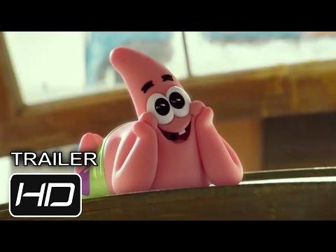 BOB ESPONJA: UN HÉROE FUERA DEL AGUA - Trailer Oficial - Español Latino - HD