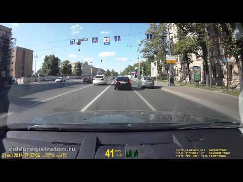 DATAKAM G5-CITY-MAX Обзор - Пример видео День