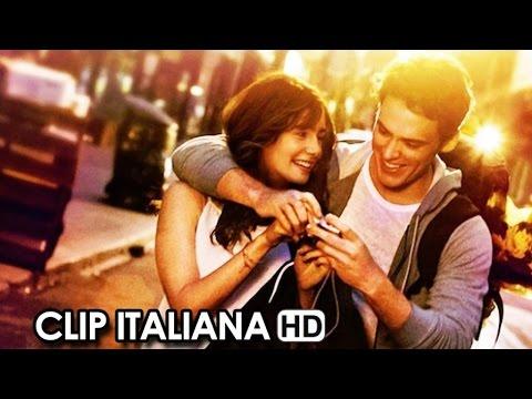 #ScrivimiAncora Clip Italiana 'il ballo' (2014) - Lily Collins, Sam Claflin Movie HD