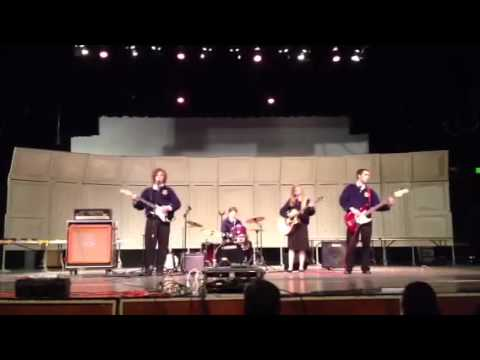 Horseshoe Bend High School FFA String Band