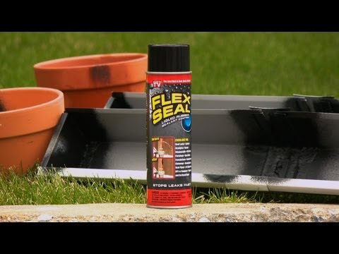 Flex Seal put to the test   Consumer Reports