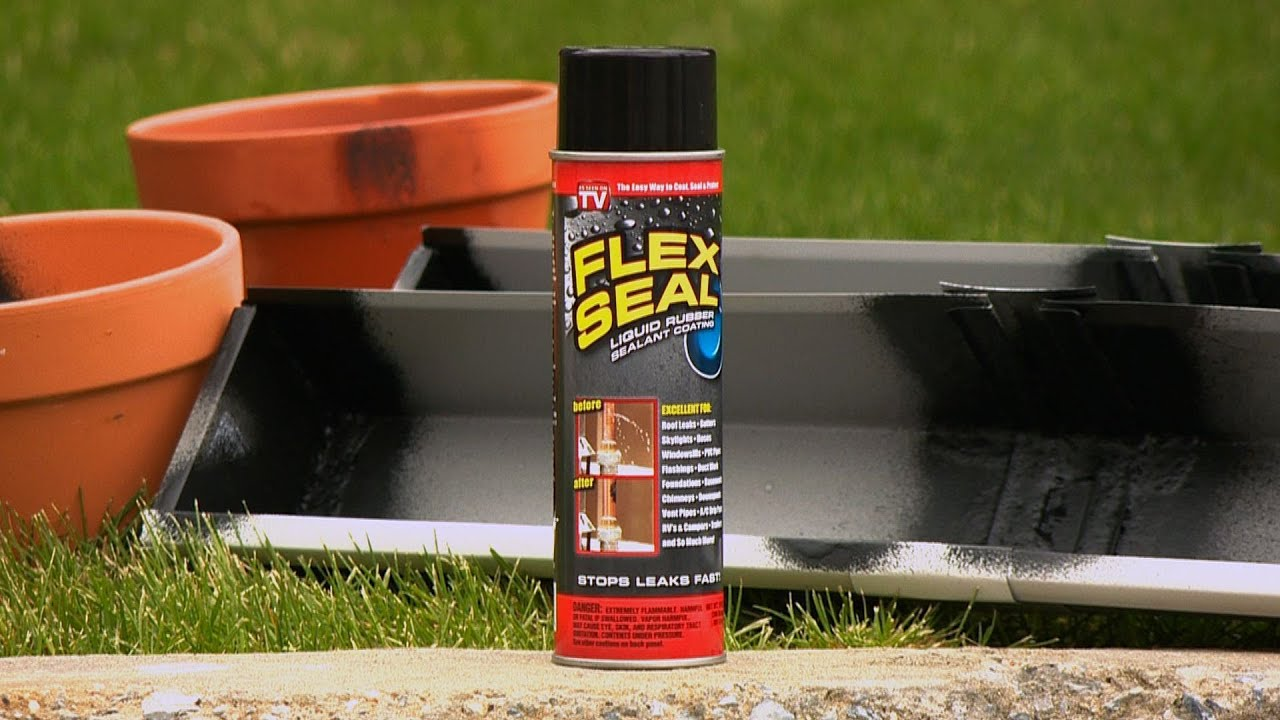 flex seal put to the test by consumer reports youtube. Black Bedroom Furniture Sets. Home Design Ideas