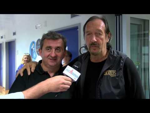 Intervista ad Andrea Mingardi e Vito – Nettuno Tv