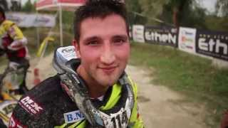 Campionato Italiano Quad Cross FMI 2015 Cremona: Christopher Fulgeri