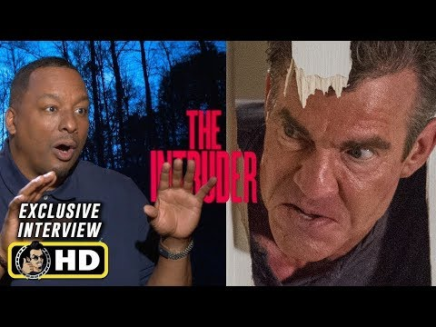 Director Deon Taylor Interview For The Intruder (2019) Thriller