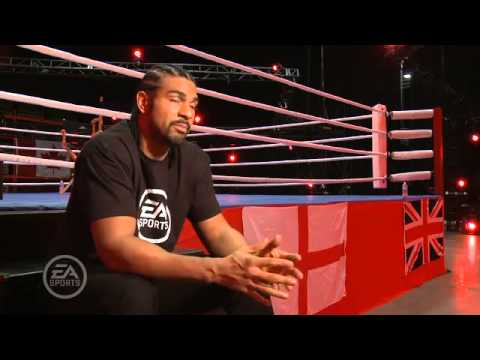 FHM meets David Haye, again..