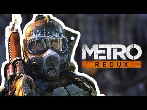 METRO 2033 REDUX - Versão Remasterizada (Gameplay no PC)