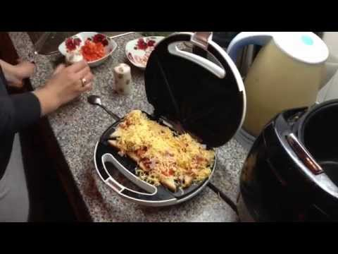 Рецепты для бутербродницы редмонд 1402