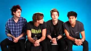 Watch 5 Seconds Of Summer Kiss Me Kiss Me video