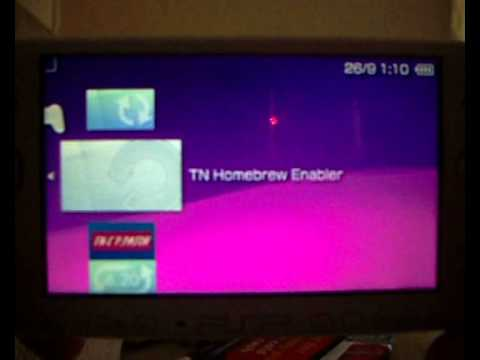 Downgrade psp 3000 from OFW 6.60 to 5.03 GEN-C (full)(without pandora) Part 1 of 2