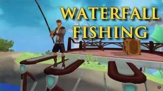 Runescape: Waterfall Fishing Guide & Rewards - Fastest AFK Method!