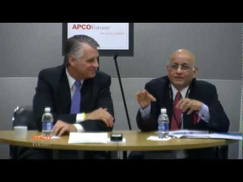 The Rebalance to Asia - An APCO Forum Event with Lalit Mansingh and Tim Roemer