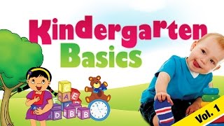English Words Learning for Kids in Kindergarten Part 1 | Learn English for Kids