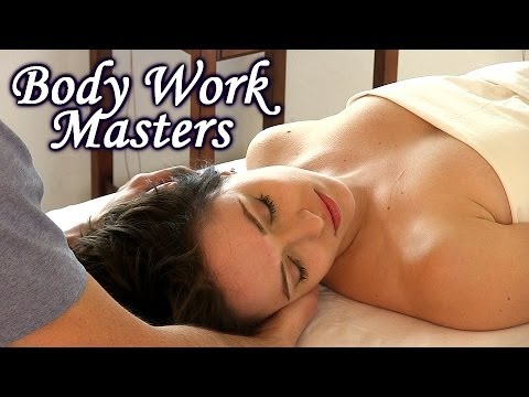 Advanced Massage Therapy | Neck Massage How To | Muscle Energy Technique | Body Work Masters