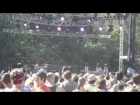 Twenty One Pilots - Car Radio #1, Firefly Festival, Dover Delaware, 2013.06.21