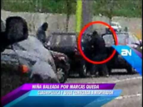 Dos delincuentes que balearon a niña en la Vía Expresa fueron capturados