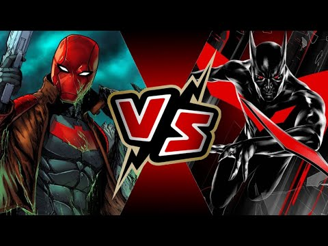 Batman Beyond VS Red Hood | BATTLE ARENA