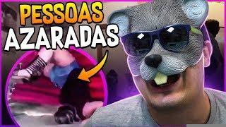 ESSAS PESSOAS SÃO AS MAIS AZARADAS QUE JÁ VI 😱  from Rato Borrachudo