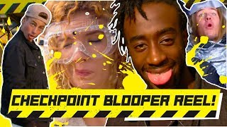 ALLE CHECKPOINT BLOOPERS!  😂😂😂