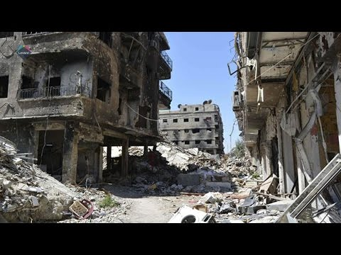 UN demands aid access to Syria's Yarmuk after IS attack