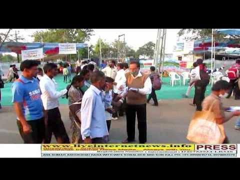 Madhuram Charitable Trust (Shri Harin Pathak) Dakor Padyatra 2015.d