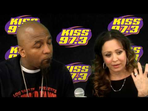 Kiss 97.3 Dana Cortez Interview With Tech N9NE