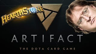 Artifact, Hearthstone and Card Games