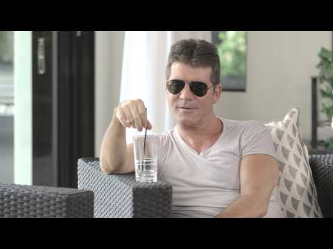 You sent your Skype video message, Simon Cowell answered