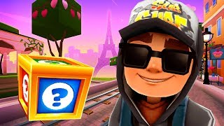 SUBWAY SURFERS - PARIS 2018 ✔ JAKE AND 56 MYSTERY BOXES OPENING