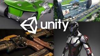 How To Get 3D Models For Free [ Unity ][ New Site ][ HD ]