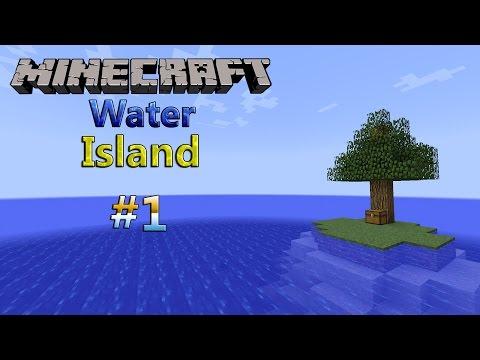 Прохождение карты Water Island #1 Армия скелетов