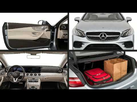 2019 Mercedes-Benz E-Class Video